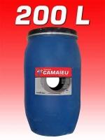 Touque plastique 200 L